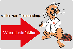 Wunddesinfektion